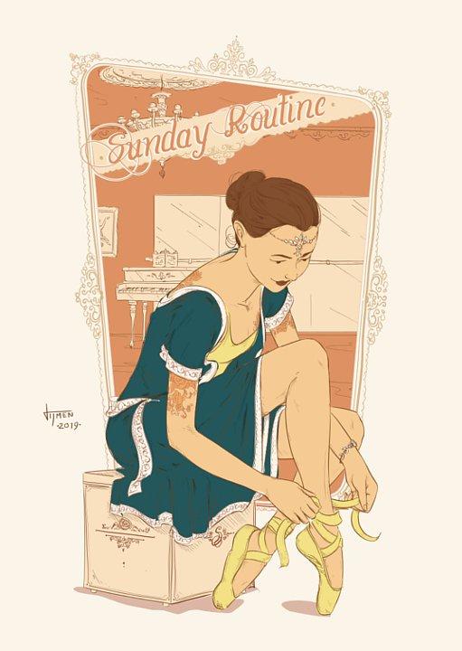 071_ballet_illustration