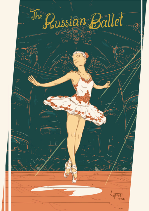 079_russianballet_illustration